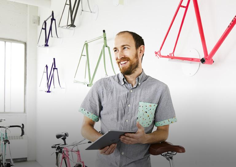 Das Kassensystem für Ihren Fahrrad-Shop