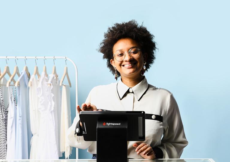 Das Kassensystem für Bekleidungsunternehmen