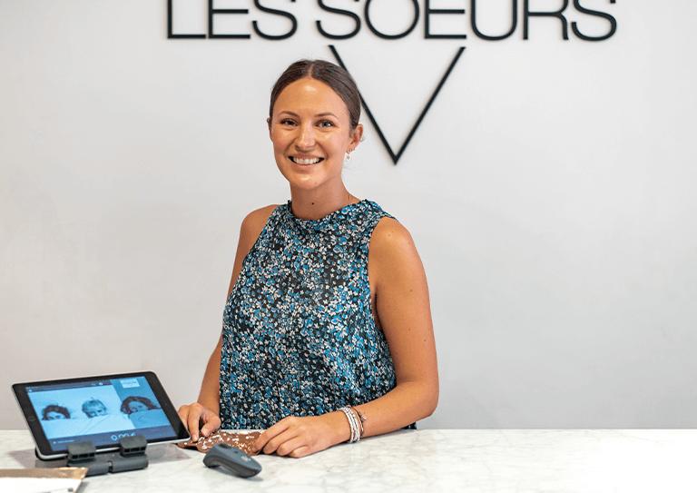 Das Mode-Kassensystem, für den Online- und Offline-Verkauf