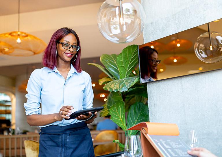 Das Hotel-Kassensystem für flexiblen Service