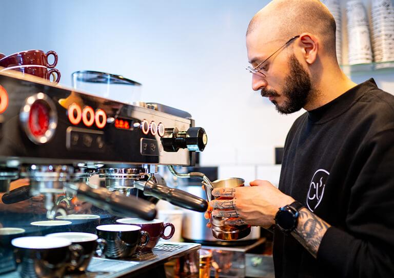 Das Café-Kassensystem für die neue Ära der Gastronomie