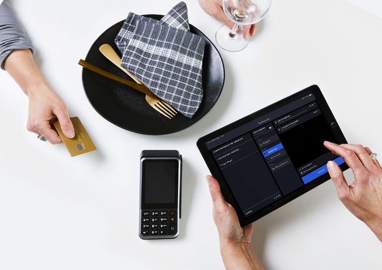 Bieten Sie ein einheitliches Zahlungserlebnis mit Lightspeed Payments